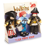 Le Toy Van Budkins pirater